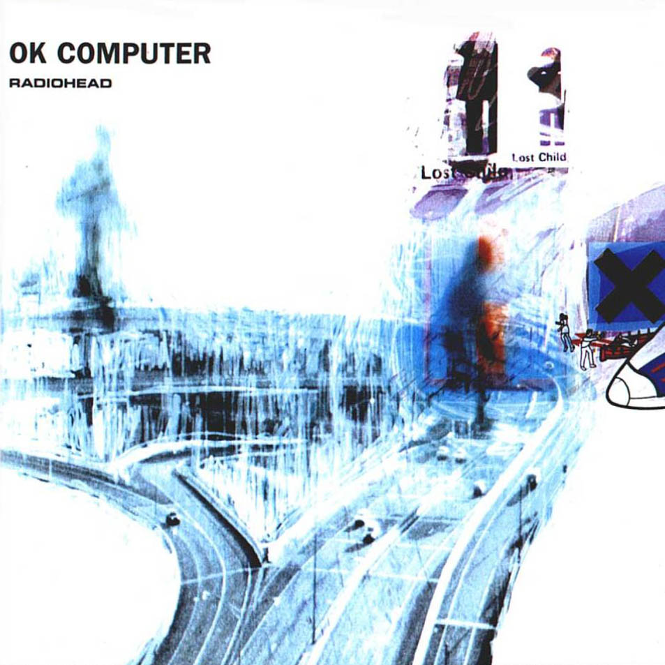Radiohead - OK Computer Front